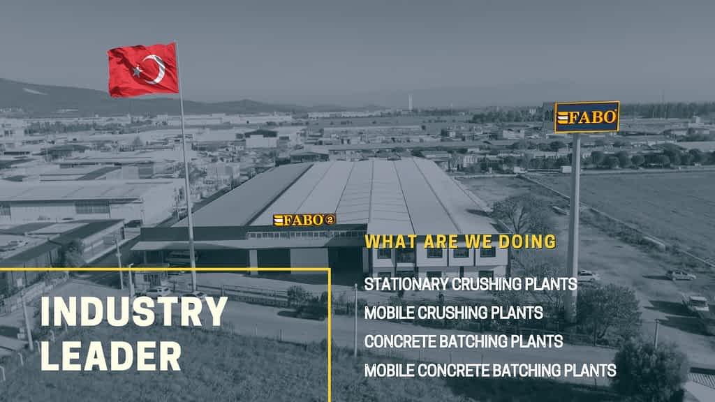 Fabo-Company-Concrete-Plant-Crusher Plant