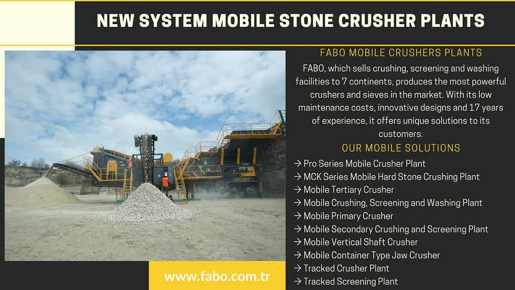 new-system-mobile-stone-crusher-plant