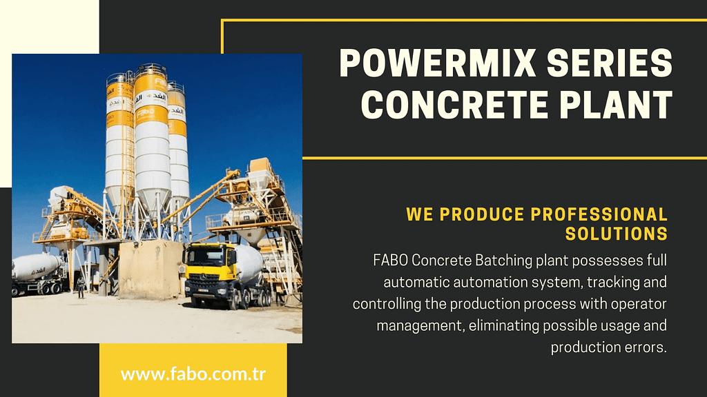 powermix-series-concrete-plant