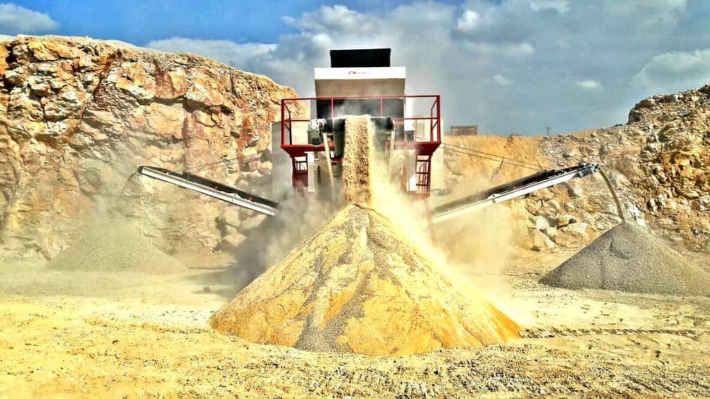 mobile crusher plants fabo company