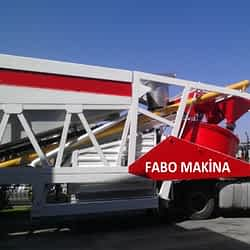 Turbomix 30 Mobile Concrate Batching Plant