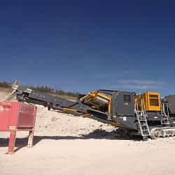 tracked jaw crusher for sale