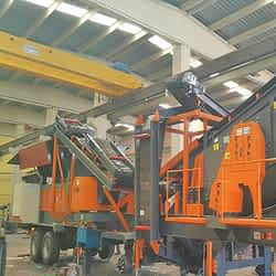 Pro 80 Mobile Crusher Plant
