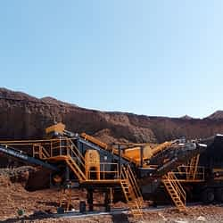 Pro 90 Mobile Crusher Plant