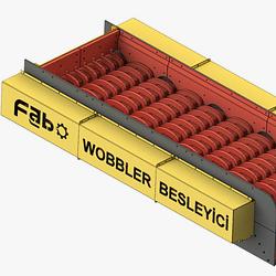 Wobbler Feeder