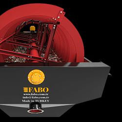 KY-150 Spiral Bucket Washer
