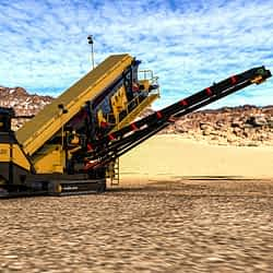 FTS-1550-2 Tracked Screening Plant