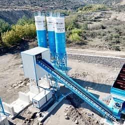 PowerMix 200 Concrete Batching Plant