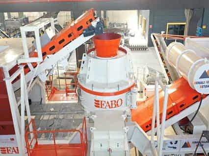 Vertical Shaft Impact Crusher VSI-900