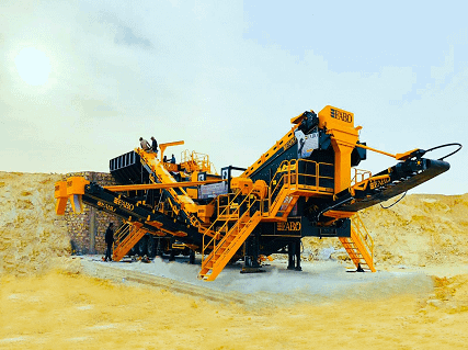 Pro-150 Pro Series Mobile Crushing Plant