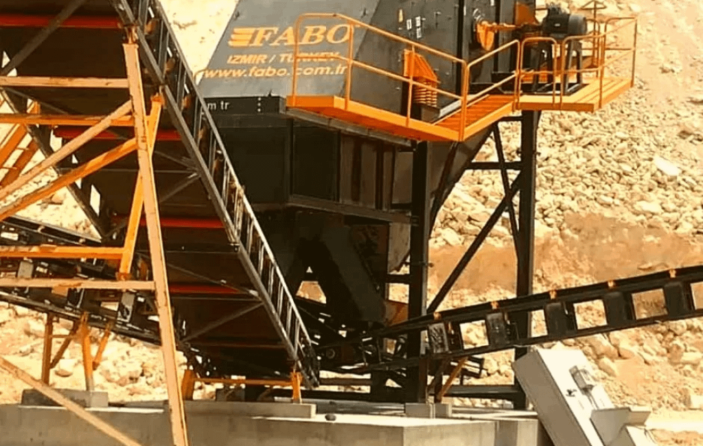 150 T-H Capacitiy Fixed And Screening Plant Minetech LLC - Muscat - Umman (2)