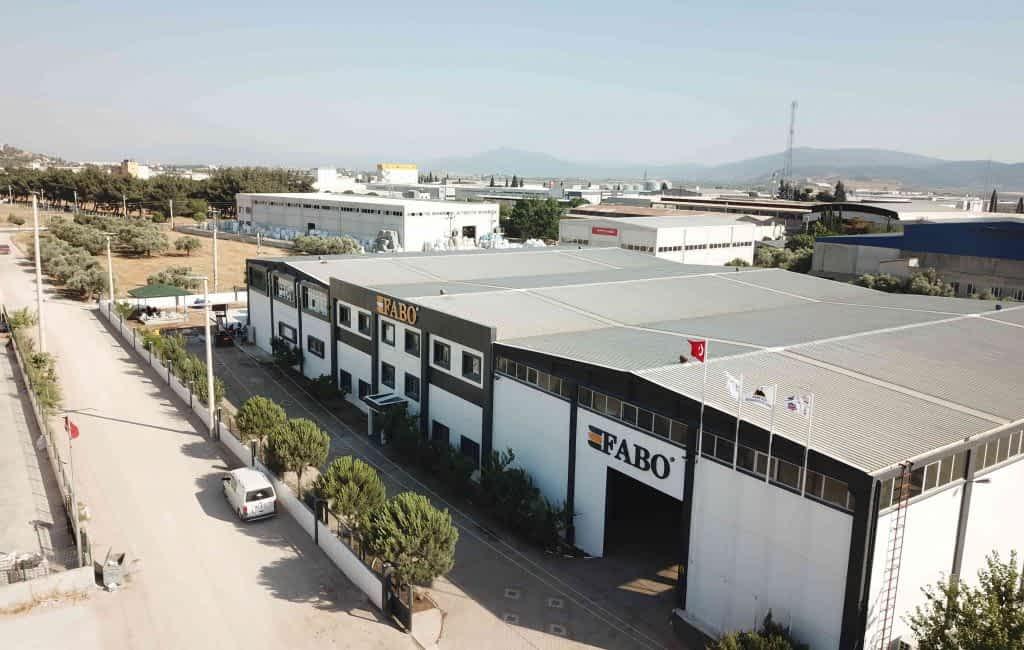 fabo company crusher plant & concrete plant